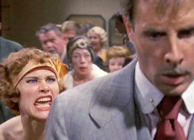 Jelenet A nagy Gatsbyből: Myrtle és Tom