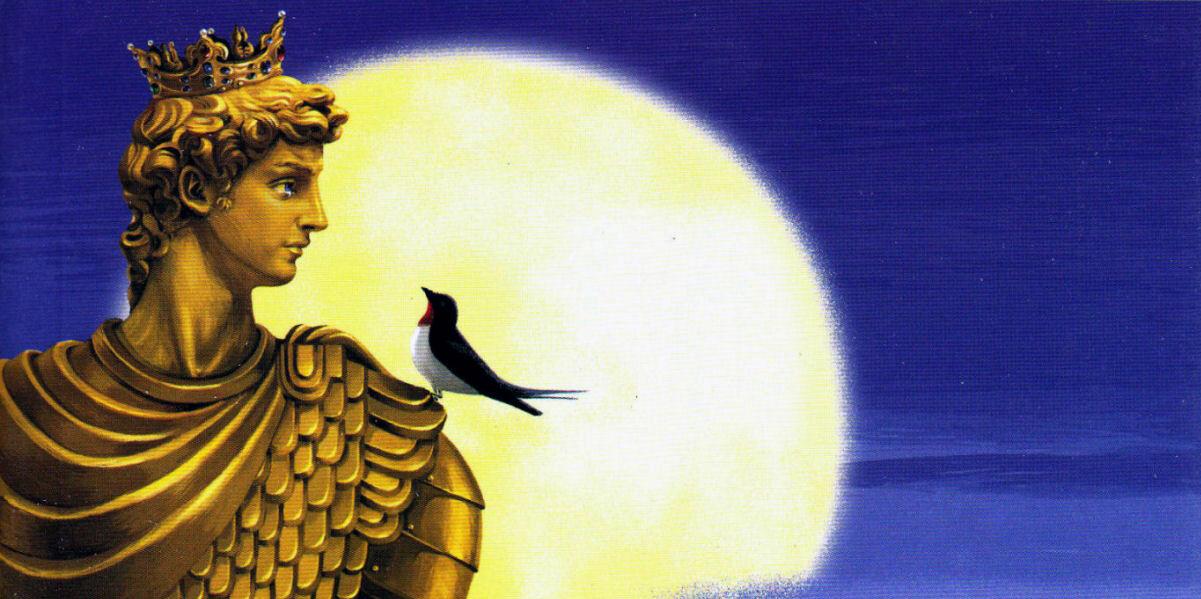 A boldog herceg és a fecske
