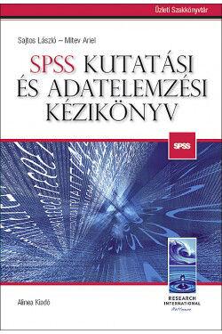 SPSS kézikönyv, statisztikai elemzés módszerei, adatelemzés, kutatásmódszertan, kvantitatív kutatás