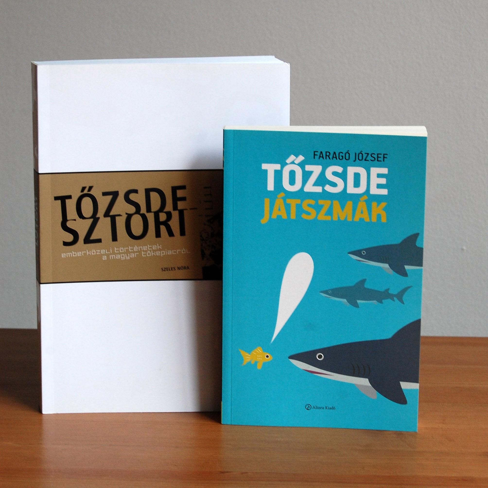 magyar tőzsde könyv, tőzsdesztori, tőzsdejátszmák könyv