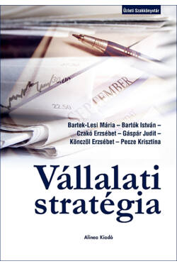 Vállalati stratégia