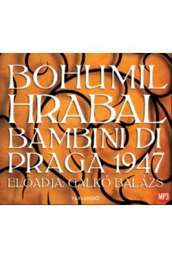 Bambini di Praga 1947 (regény hangoskönyvben)