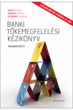 Banki tőkemegfelelési kézikönyv második kötet