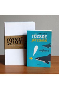 A magyar tőzsde emberközelből (könyvcsomag)