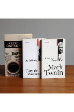 Görbe tükör – Klasszikus novellák (könyvcsomag)