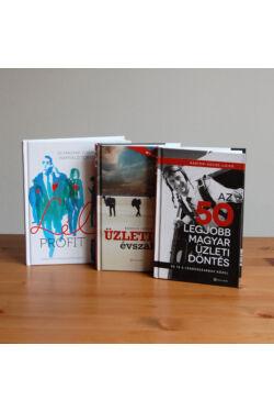 Inspiráló üzleti történetek (könyvcsomag)