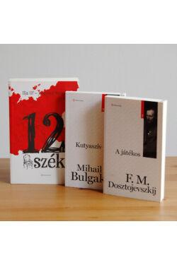 Orosz klasszikusok (könyvcsomag)