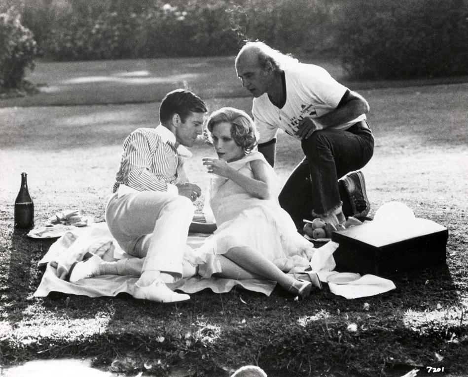 Redford, forgatási kép, A nagy Gatsby