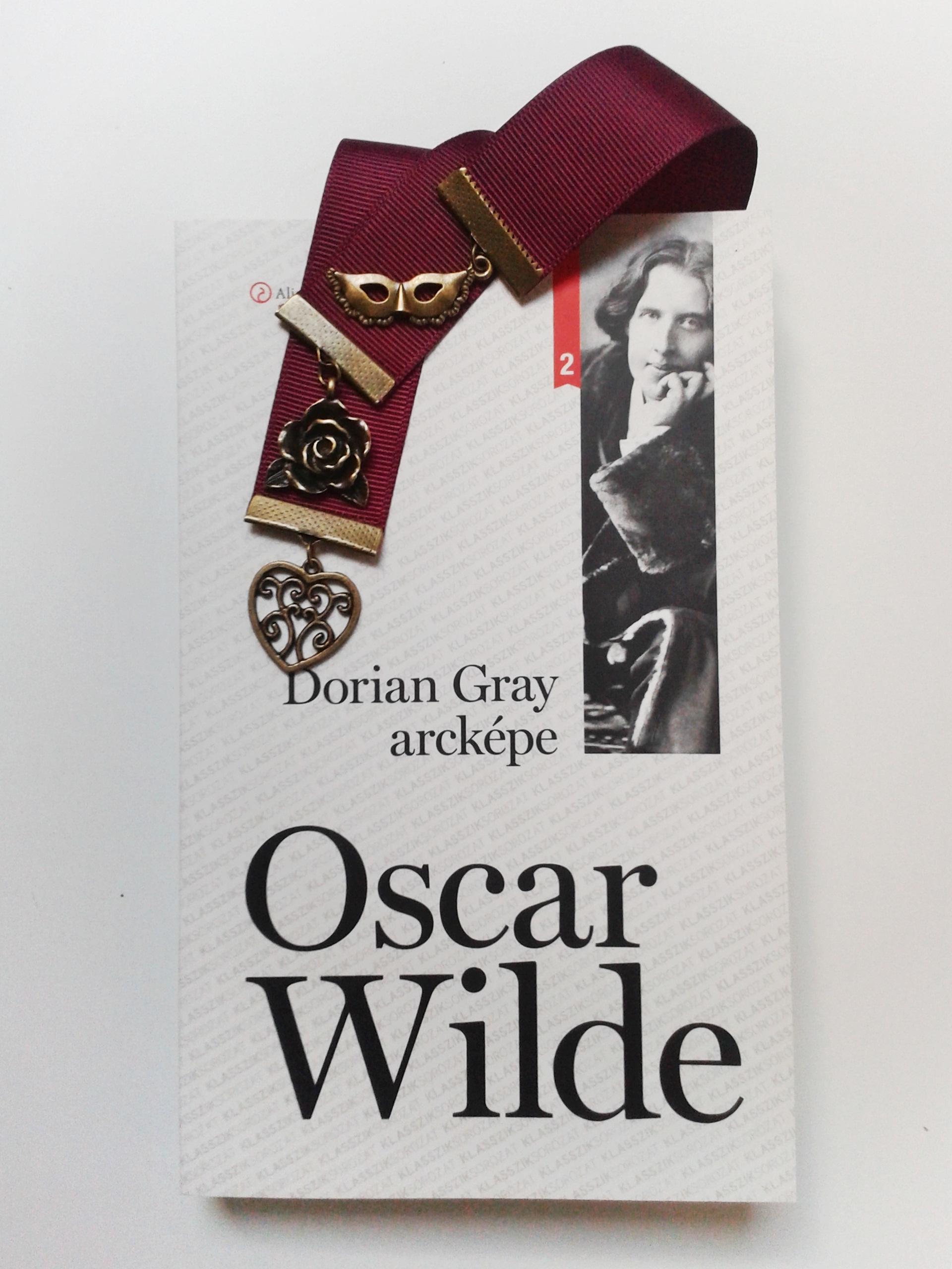 Oscar Wilde, Dorian Gray, könyvjelző